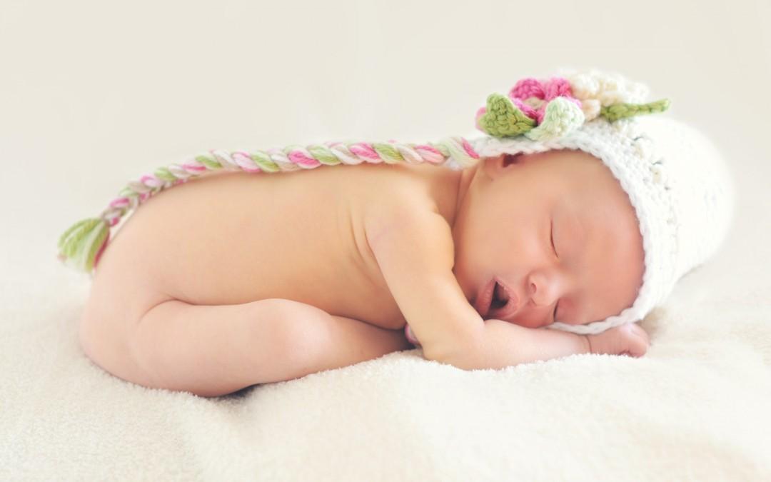 Atenção  às moleiras dos recém-nascidos